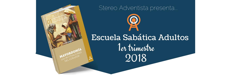 """Lección 5 : """"Mayordomos después del Edén"""" Para el 3 de febrero de 2018"""